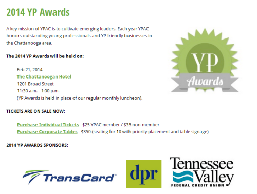 YP Awards