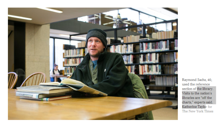 Breaking Out of the Library Mold  in Boston and Beyond   NYTimes.com