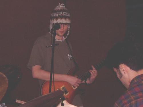 2003. Great hat.