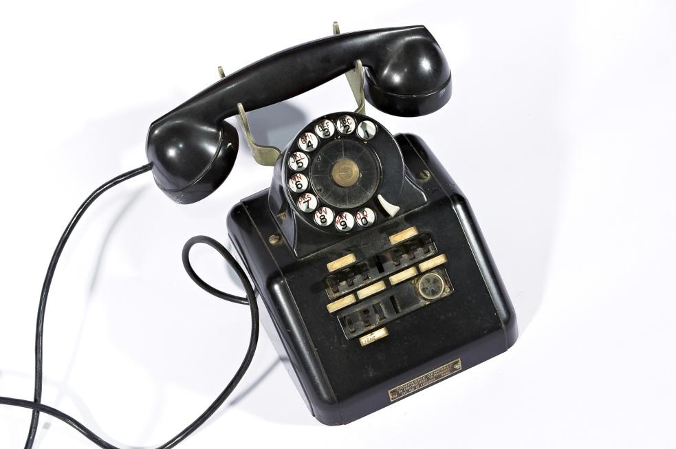 Téléphone ancien by Frédéric BISSON via https://www.flickr.com/photos/zigazou76/7670174434/ Creative Commons License