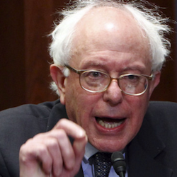 Man, how I tried to get a Mouth Eyes pic of Bernie. Internet let me down.